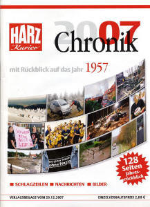 Harz Kurier: Chronik 2007