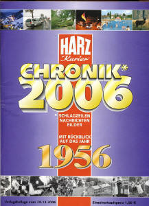 Harz Kurier: Chronik 2006