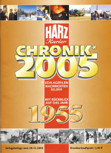 Harz Kurier: Chronik 2005